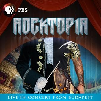 Rocktopia Live from Budapest – RocktopÍa