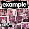Won't Go Quietly - Single, Example