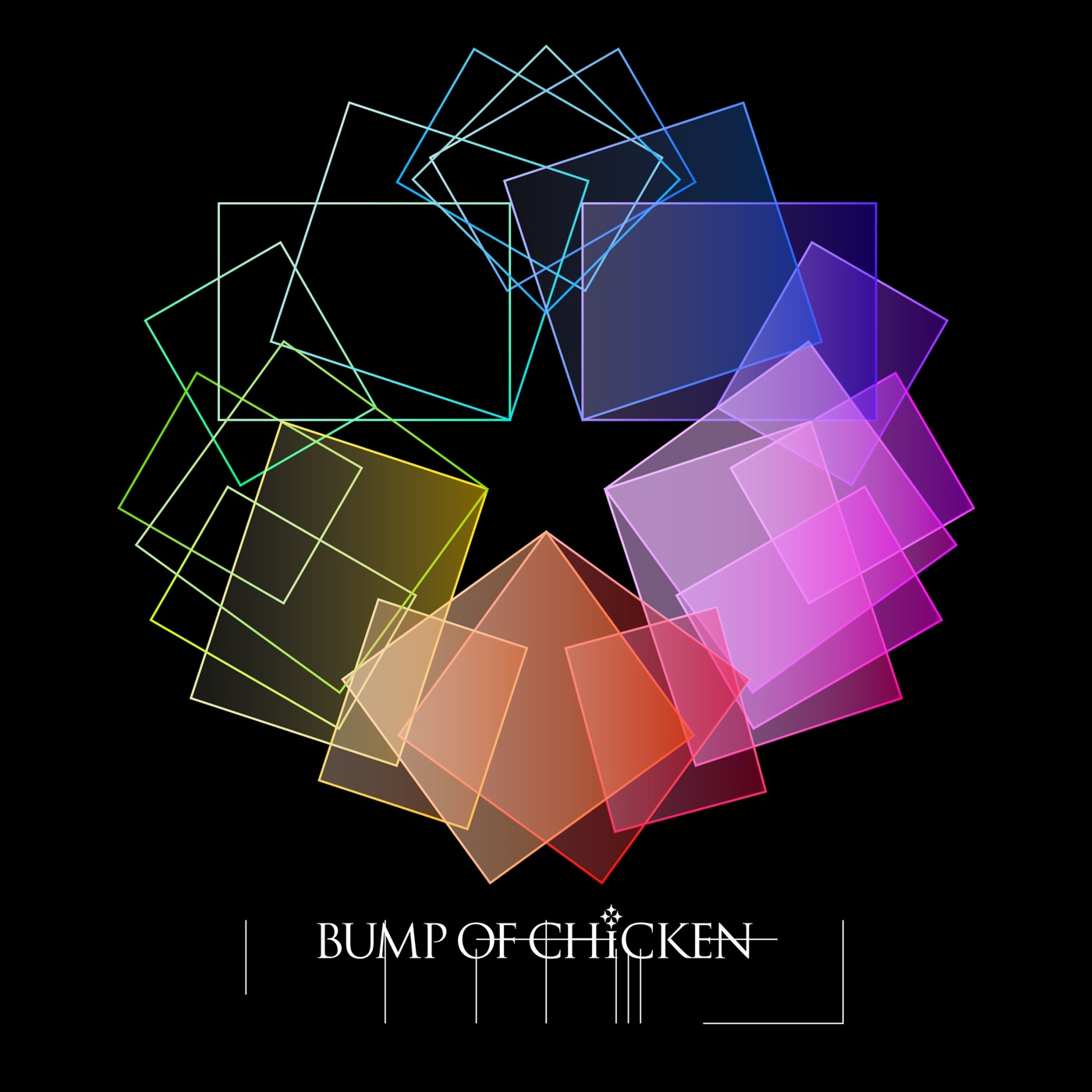 BUMP OF CHICKEN - Ribbon - Single