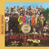 The Beatles - Sgt. Pepper's Lonely Hearts Club Band (Deluxe Edition)  artwork