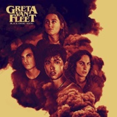 Greta Van Fleet - Highway Tune  artwork