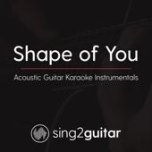 Shape of You (Lower Key of Bm) [Originally Performed By Ed Sheeran] [Acoustic Guitar Karaoke Instrumentals]