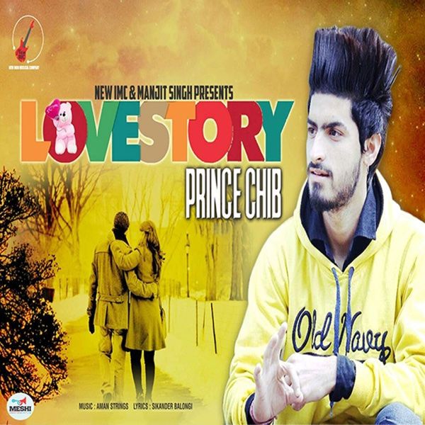 Love Story - Single | Prince Chib