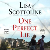 One Perfect Lie (Unabridged) - Lisa Scottoline Cover Art