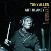 Tony Allen - A Tribute To Art Blakey and the Jazz Messengers - EP  artwork