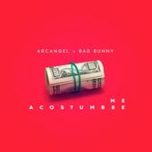 Me Acostumbre (feat. Bad Bunny) - Single, Arcángel