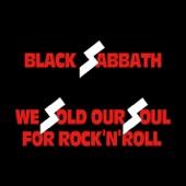 Black Sabbath - Paranoid artwork