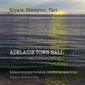Adelaide Town Hall - Adelaide Symphony Orchestra & Gavin Bryars
