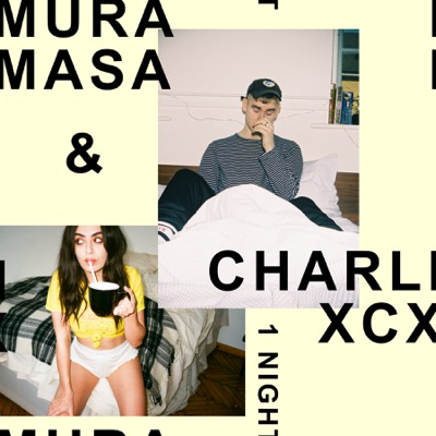 Mura Masa - 1 Night (feat. Charli XCX) - Single