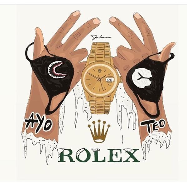 Image result for rolex album cover