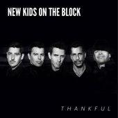 Thankful - EP - New Kids On the Block Cover Art