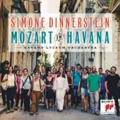 Mozart in Havana - Simone Dinnerstein Cover Art