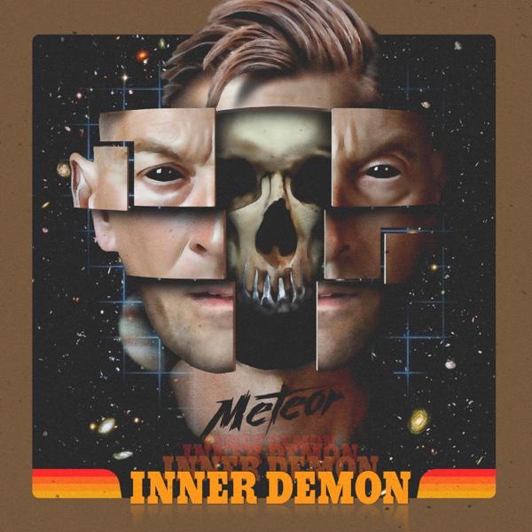 Meteor Inner Demon Album Cover