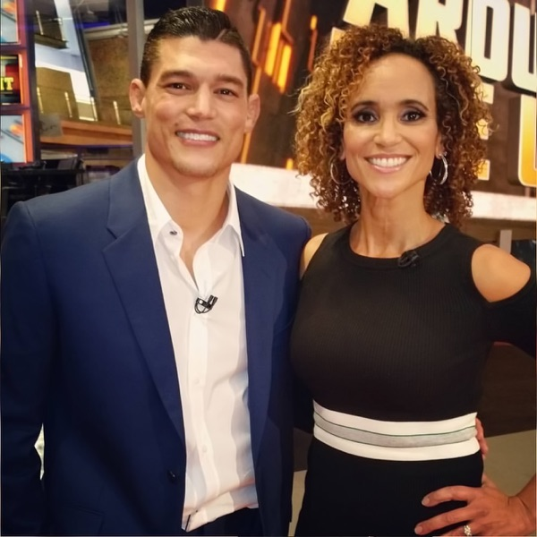 The MMA H.E.A.T. Podcast with Karyn Bryant and Alan Jouban