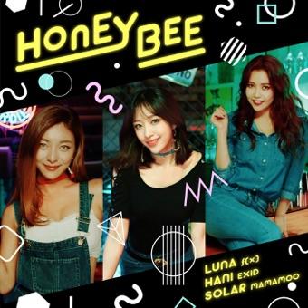 Honey Bee – Single – Luna, HANI & Solar