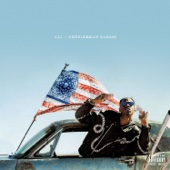 ALL-AMERIKKKAN BADA$$ - Joey Bada$$ Cover Art