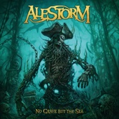 Alestorm - No Grave but the Sea artwork