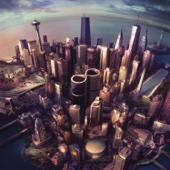 Foo Fighters - Sonic Highways artwork