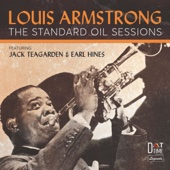 Louis Armstrong - The Standard Oil Sessions (feat. Jack Teagarden & Earl Hines)  artwork