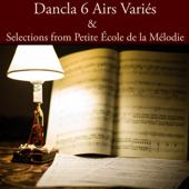 6 Airs Variés, Series I, Op. 89: No. 6, Thème de Mercadante