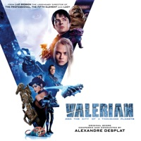 Valerian And The City Of A Thousand Planets - Official Soundtrack