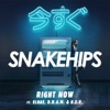 Right Now (feat. ELHAE, D.R.A.M. & H.E.R.) - Single, Snakehips