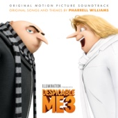 Various Artists - Despicable Me 3 (Original Motion Picture Soundtrack) artwork