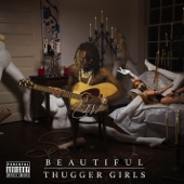 BEAUTIFUL THUGGER GIRLS - Young Thug Cover Art