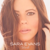 Sara Evans - Words  artwork