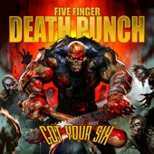 Five Finger Death Punch - Wash It All Away artwork