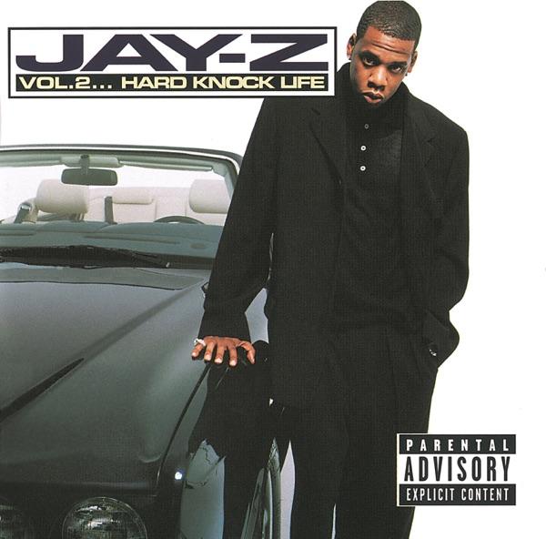 Vol 2 Hard Knock Life JAY Z CD cover