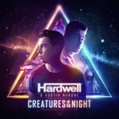 Hardwell & Austin Mahone - Creatures of the Night kunstwerk
