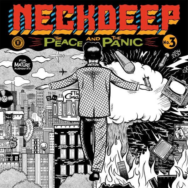 Neck Deep - The Peace and the Panic (Target Deluxe) (2017)