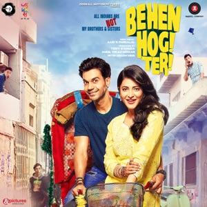BEHEN HOGI TERI - Teri Yaadon Mein Chords and Lyrics