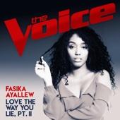 Love the Way You Lie, Pt. II (The Voice Australia 2017 Performance)