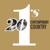 Various Artists - 20 #1's Contemporary Country  artwork