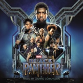 Ludwig Goransson - Black Panther (Original Score)  artwork
