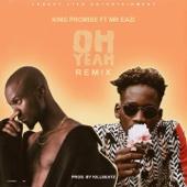 King Promise - Oh Yeah (feat. Mr Eazi) [Remix] artwork