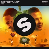 Yes (feat. Akon) - Sam Feldt
