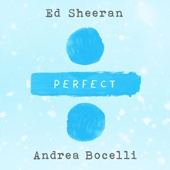 Ed Sheeran - Perfect Symphony (with Andrea Bocelli) artwork