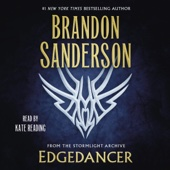 Brandon Sanderson - Edgedancer: From the Stormlight Archive (Unabridged)  artwork