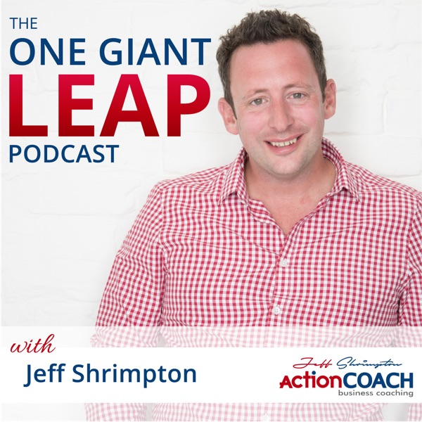 Jeff Shrimpton's One Giant Leap Podcast