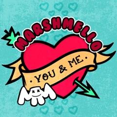 Download Lagu Marshmello – You & Me MP3