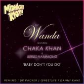The Wanda - Baby Don't You Go (feat. Chaka Khan & Beres Hammond) [Dr. Packer Remix] bild