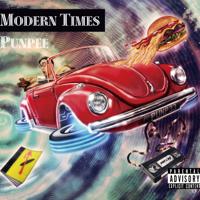PUNPEE - MODERN TIMES artwork