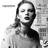 Taylor Swift - Reputation artwork
