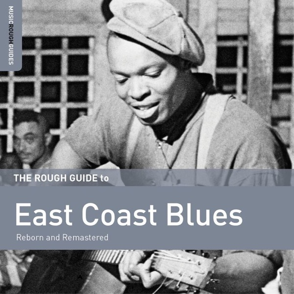 Rough Guide to East Coast Blues Various Artists CD cover