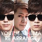 YouTubeテーマソング -Tetsuya Komuro Rearrange-/HIKAKIN & SEIKINジャケット画像