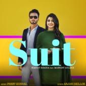 Nimrat Khaira - Suit (feat. Mankirt Aulakh) artwork