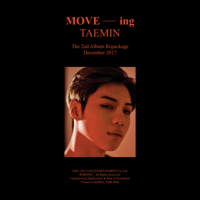 TAEMIN - MOVE-ing - The 2nd Album Repackage - EP artwork